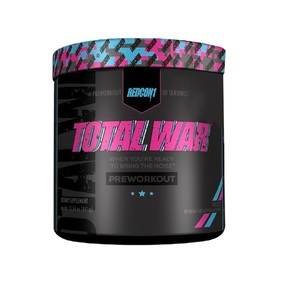 Redcon1 Total War Vice City Limited Edition Pre Workout 30 Serves