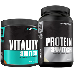 Switch Nutrition Vitality Switch Protein Stack