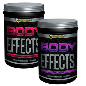 Power Performance Body Effects Twin Pack 570g