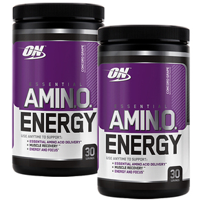 Amino Energy by Optimum Nutrition Twin Pack 30 Serves
